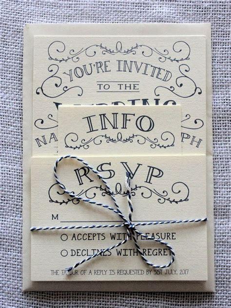 ideas  wedding invitations  pinterest