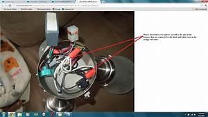 Remove Ceiling Fan Wattage Limiter