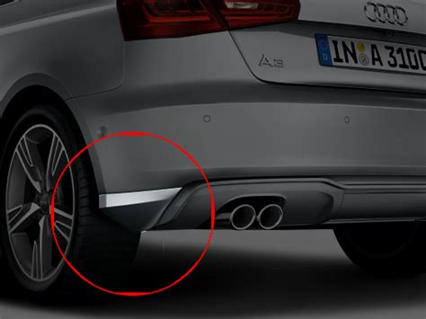 Audi Accessories by Accessoires Audi A3 8v