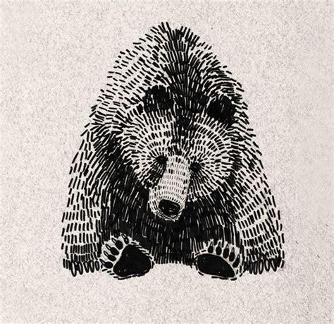 animals  olga gamynina  behance fabulous mark making