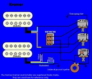 Electric Wire Diagram Kramer 8