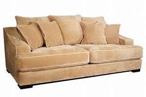 Cooper microfiber sofa at gardner white for Microfiber sofa