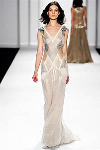geometric wedding ideas and inspiration With geometric wedding dress