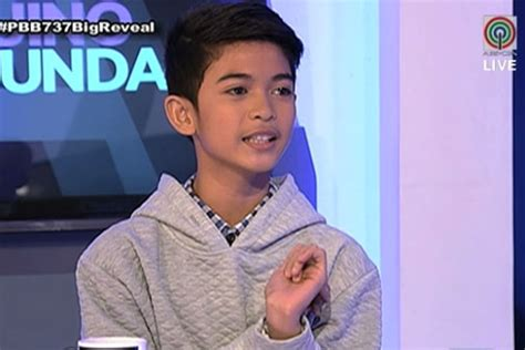 Why Bullied Gay Teen Is Joining Pbb Abs Cbn News