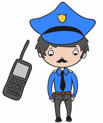 Policeman Police Mumbai Clipart Cartoon Transparent Officer