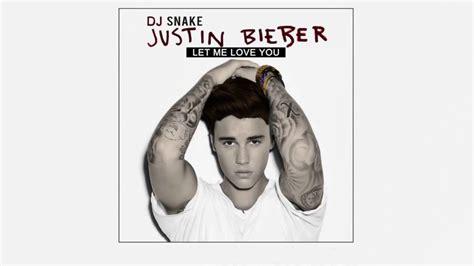 Dj Snake Ft. Justin Bieber- Let Me Love You (sped Up