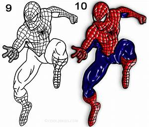 Free Spiderman Drawing Easy, Download Free Clip Art, Free ...