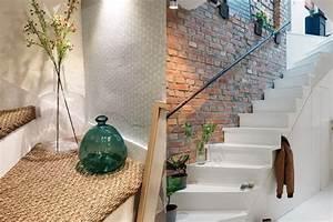 Decoration Murale Montee Escalier : mont e d 39 escalier archives hemoon maison d coration ~ Dailycaller-alerts.com Idées de Décoration