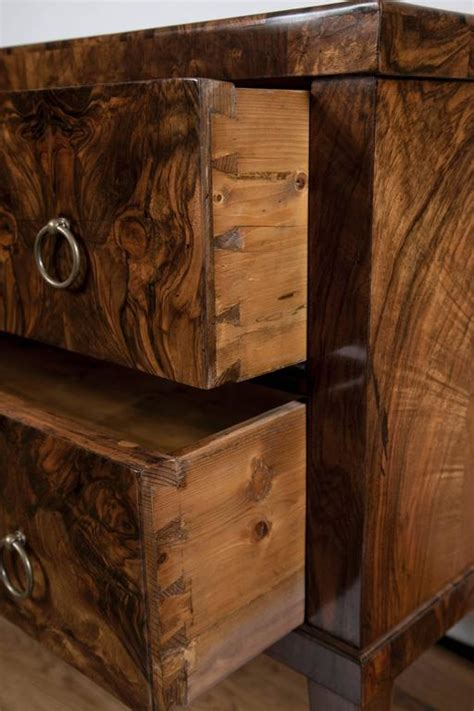 refurbish kitchen cabinets large pair of neoclassical biedermeier chests in walnut at 1815
