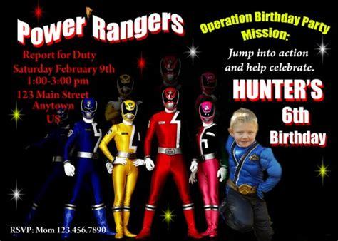 power ranger invitations template power rangers birthday invitations ideas bagvania free printable invitation template