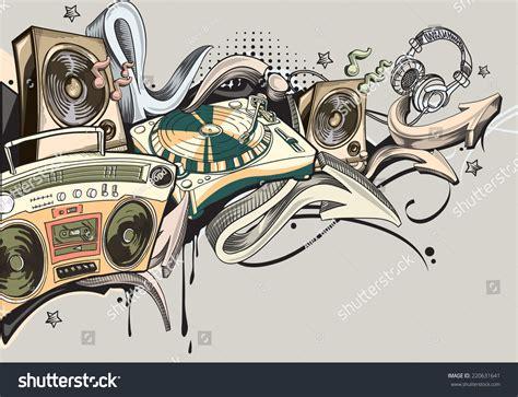Graffiti Music :  Shutterstock