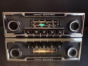 Chrome London | Vintage Classic Car Radios For Sale