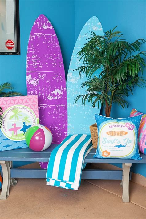 pailyn s bash girly party ideas kara 39 s party ideas girly surfing party kara 39 s party ideas