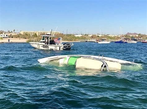Topock Boat Crash Update by Mcso Answers 400 Calls On The Water Over July 4 Weekend