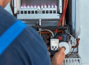 Furnace Gas Valve Replacement  Diy Guide