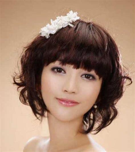 short hairstyles  bridal