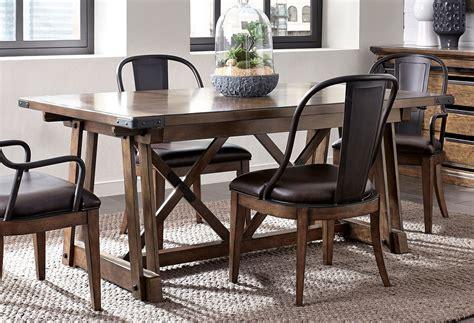 weston loft rectangular dining table dining tables