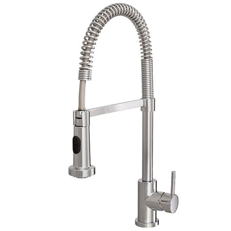 kitchen faucet canada aquabrass wizard 30045 pc pull out kitchen faucet amati