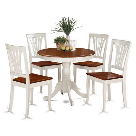 Kitchen Table 4 Chairs by Anav5 Whi W 5 Small Kitchen Table Set Kitchen