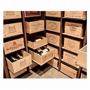 Rangement Bouteille De Vin : rangement caisses de bouteilles de vin modulorack ranger ses bouteilles dans leur caisse ~ Teatrodelosmanantiales.com Idées de Décoration