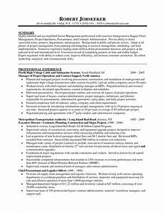 10 Program Manager Resume Simple Writing Resume Sample