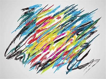 Modern Vector Painting Paint Graphics Vectors Artwork