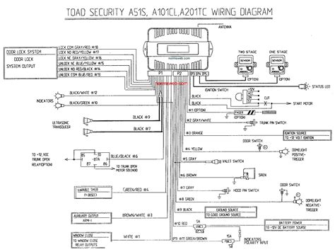 Viper 3000 Wiring Diagram by Viper 5305v Wiring Diagram