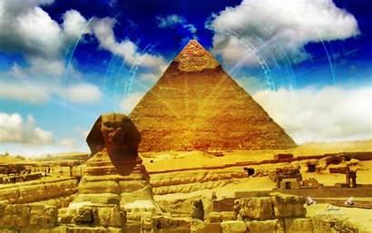 Sphinx Giza Pyramid Egypt Wallpapers Pyramids Desktop