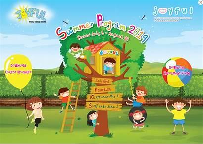 Kindergarten International Joyful Nursery
