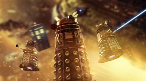 Doctor Who: Revolution of the Daleks Holiday Special ...