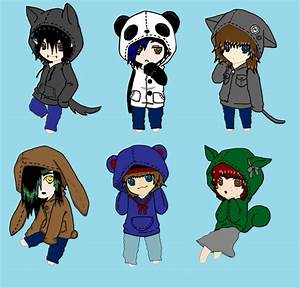 Chibi Gang (Completed) by BBFridaythe13 on DeviantArt