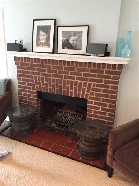 paint  fireplace lorri dyner design
