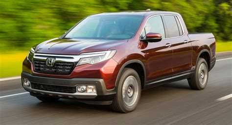 2018 Honda Ridgeline Priced From ,630, Adds Two New