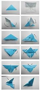 Stern Falten Geld : origami falten blume sterne tiere als deko im ~ Lizthompson.info Haus und Dekorationen