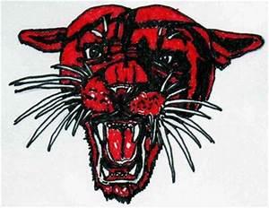 Black And Red Panther Logo | www.pixshark.com - Images ...
