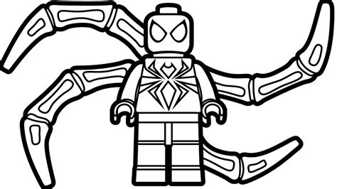 Free Download Best Lego Coloring