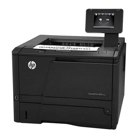 Hp laserjet pro m402d office black and white printer this capable printer finishe job faster and delivers comprehensive security to protect against threats original hp toner cartridges with jet intelligence. 6,000,000₫ Thông số sản phẩm Model LaserJet Pro 400 M401dn ...