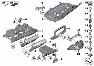 Bmw 740lix Trim  Fold
