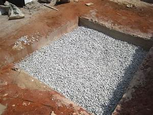 Soak Pit For The Water From Muslim Wash