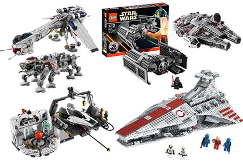 Wars Trooper Vehicles by Collecting The Galaxy 15 Years Of Lego Wars Part 2