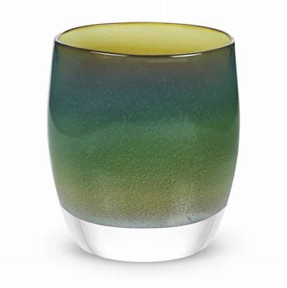 Glass Blown Hudson Holders Candle Votive Glassybaby