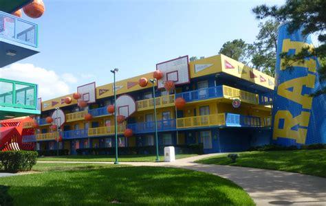 Disney's All-Star Sports Resort - Walt Disney World Made ...