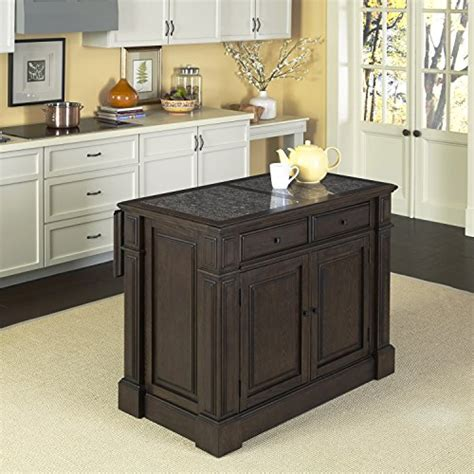 oak kitchen island with granite top home styles model 5029 94g prairie home kitchen island 8969