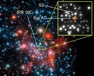 ESO/MPE: First Light for Future Black Hole Probe ...