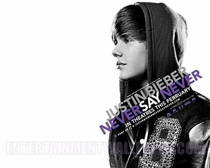 Bieber Justin Never Say Jb Wallpapers Fanpop