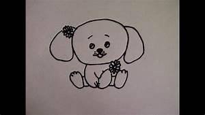 Bilder Zeichnen Für Anfänger : lieben hund welpen zeichnen zeichnen basteln zum muttertag youtube ~ Frokenaadalensverden.com Haus und Dekorationen
