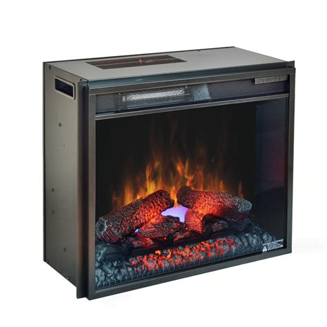 23 electric fireplace insert classicflame 23 in spectrafire plus in electric