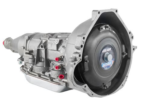 Ford Aod Transmission by Aod Level Ii Gearstar Performance