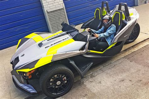 2018 Polaris Slingshot Slr Se One Week Review