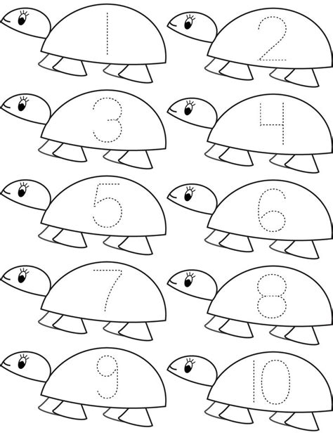 math coloring pages  kindergarten coloring home